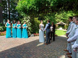 The wedding of Mira and Sarah 3