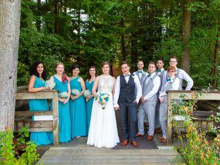 The wedding of Mira and Sarah