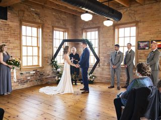 The wedding of Emily and Scott 3