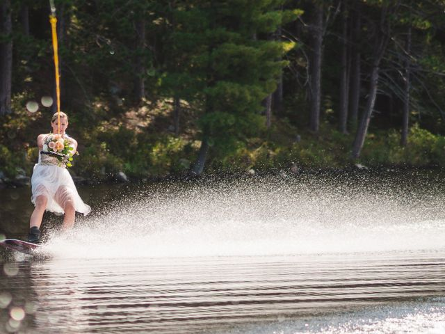 Sammy  and Christine 's wedding in Maynooth, Ontario 24