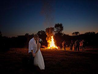 The wedding of Lisa and Brandon 1