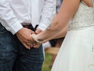 The wedding of Lisa and Brandon 3