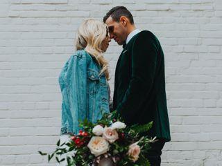 The wedding of Lindsay Sganga and Sean Bozuk
