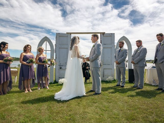 The wedding of Leann and Rockwell