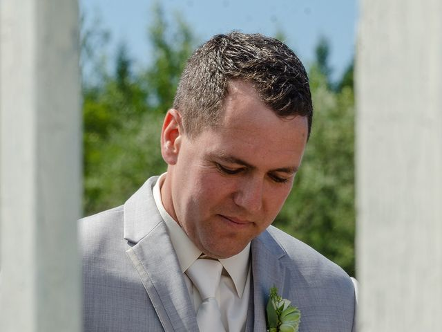 Rockwell and Leann's wedding in Bouctouche, New Brunswick 5