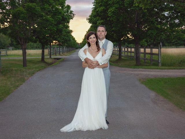 Rockwell and Leann's wedding in Bouctouche, New Brunswick 10