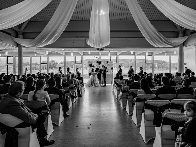 Ken and Maggie's wedding in Burnaby, British Columbia 10