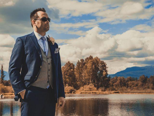 Ken and Maggie's wedding in Burnaby, British Columbia 11