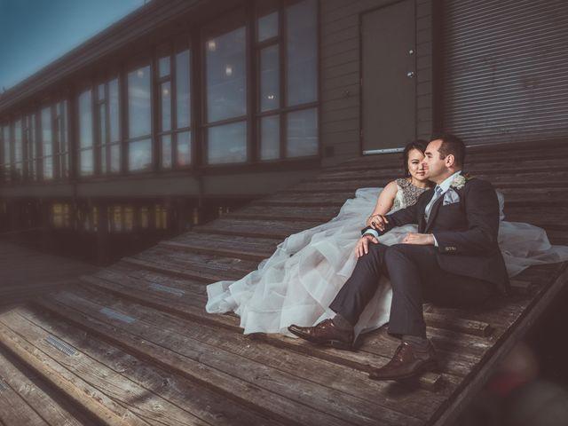 Ken and Maggie's wedding in Burnaby, British Columbia 13