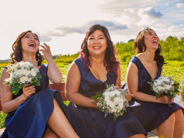 Ken and Maggie's wedding in Burnaby, British Columbia 18