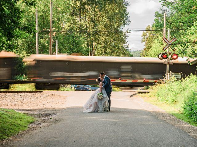 Ken and Maggie's wedding in Burnaby, British Columbia 20