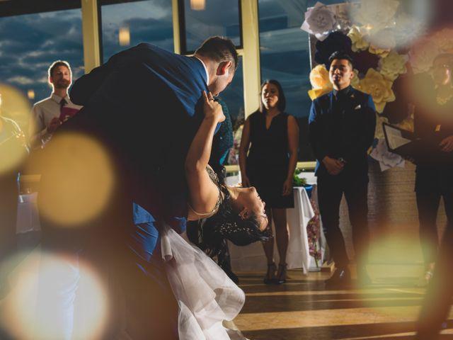Ken and Maggie's wedding in Burnaby, British Columbia 22