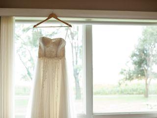 The wedding of Christina and Kurtis 1