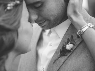 The wedding of Christina and Kurtis