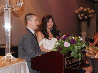 The wedding of Jesstine and Jared 1