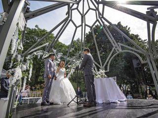 The wedding of Sarah and Nathaniel 2