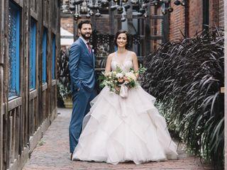 The wedding of Sahar and Josh 1