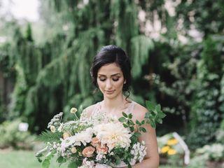 The wedding of Sahar and Josh 3