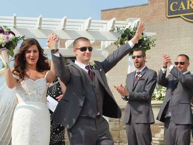 The wedding of Jesstine and Jared