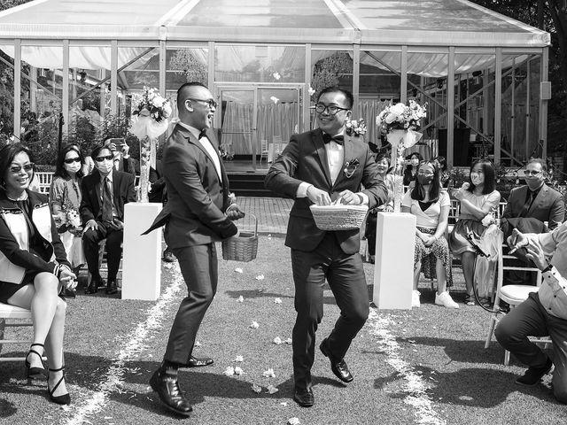Nathaniel and Sarah's wedding in Toronto, Ontario 5