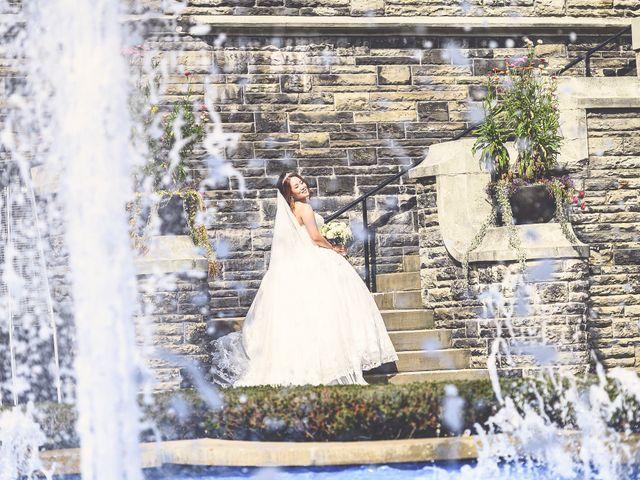 Nathaniel and Sarah's wedding in Toronto, Ontario 7