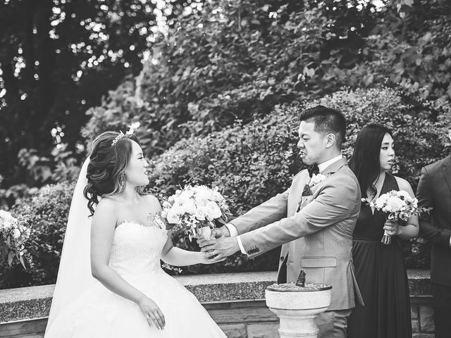 Nathaniel and Sarah's wedding in Toronto, Ontario 8