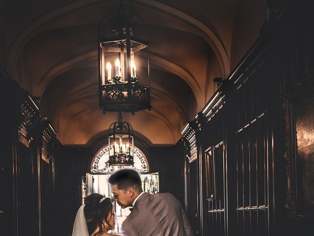 Nathaniel and Sarah's wedding in Toronto, Ontario 9