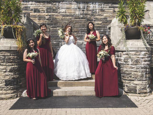 Nathaniel and Sarah's wedding in Toronto, Ontario 10