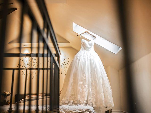 Nathaniel and Sarah's wedding in Toronto, Ontario 12