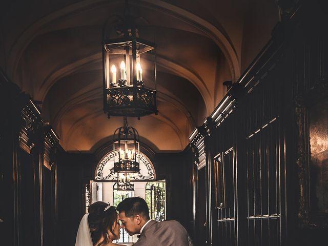 Nathaniel and Sarah's wedding in Toronto, Ontario 16