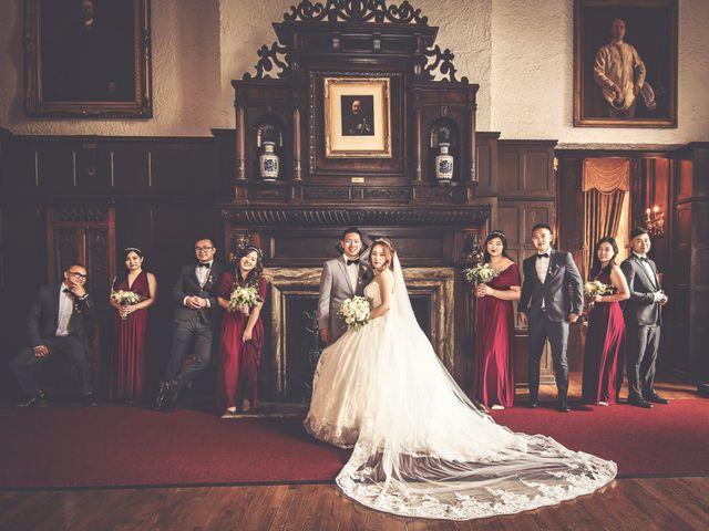 Nathaniel and Sarah's wedding in Toronto, Ontario 1