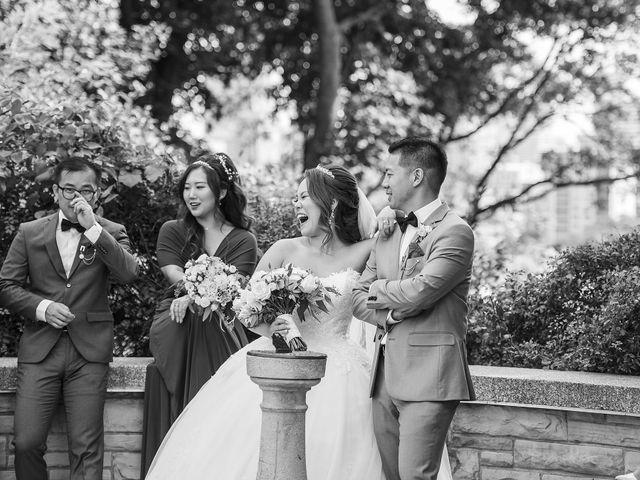 Nathaniel and Sarah's wedding in Toronto, Ontario 22