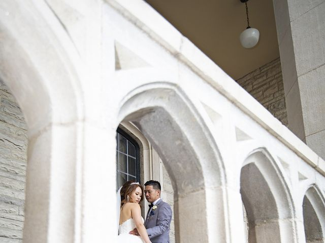 Nathaniel and Sarah's wedding in Toronto, Ontario 24
