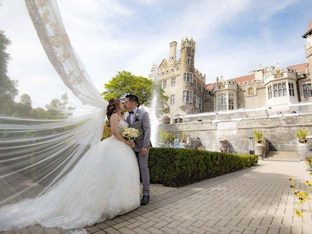 Nathaniel and Sarah's wedding in Toronto, Ontario 27