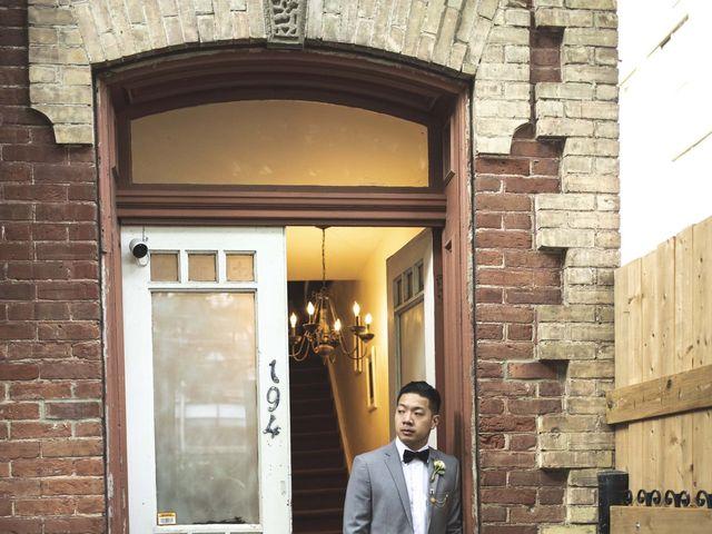 Nathaniel and Sarah's wedding in Toronto, Ontario 36