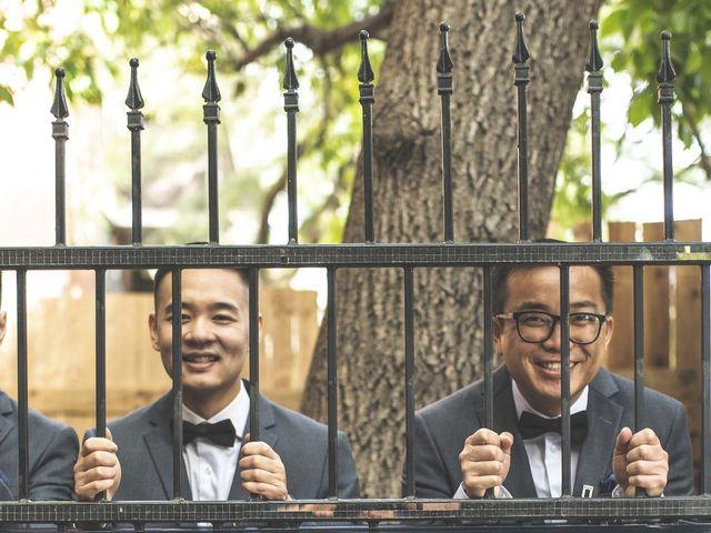 Nathaniel and Sarah's wedding in Toronto, Ontario 41
