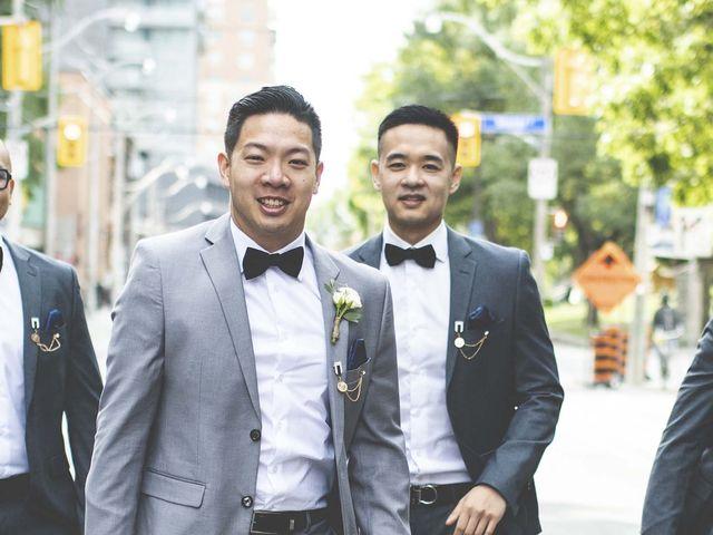 Nathaniel and Sarah's wedding in Toronto, Ontario 43