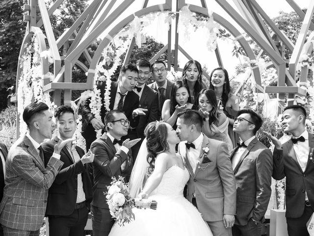Nathaniel and Sarah's wedding in Toronto, Ontario 49