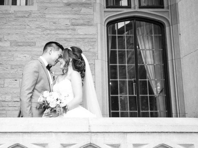 Nathaniel and Sarah's wedding in Toronto, Ontario 53
