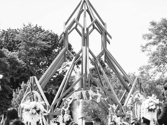 Nathaniel and Sarah's wedding in Toronto, Ontario 60