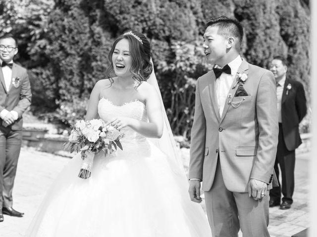 Nathaniel and Sarah's wedding in Toronto, Ontario 61