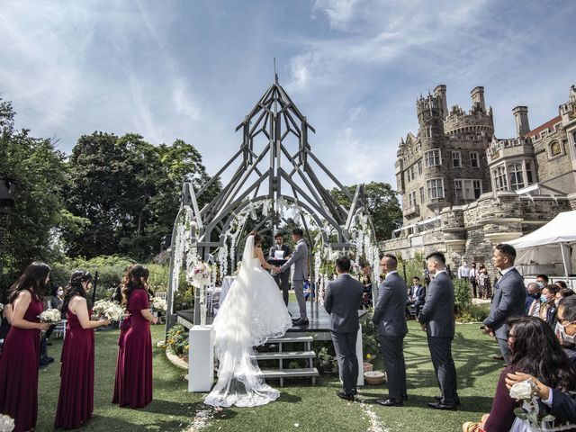 Nathaniel and Sarah's wedding in Toronto, Ontario 71
