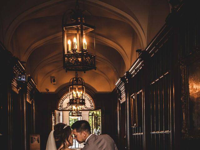 Nathaniel and Sarah's wedding in Toronto, Ontario 73