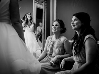 The wedding of Laura and Alen 2