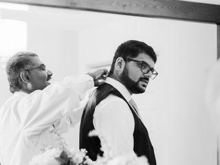 The wedding of Ajith and Crhistina 2
