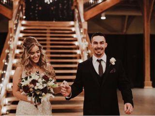 The wedding of Brittney  and Adam
