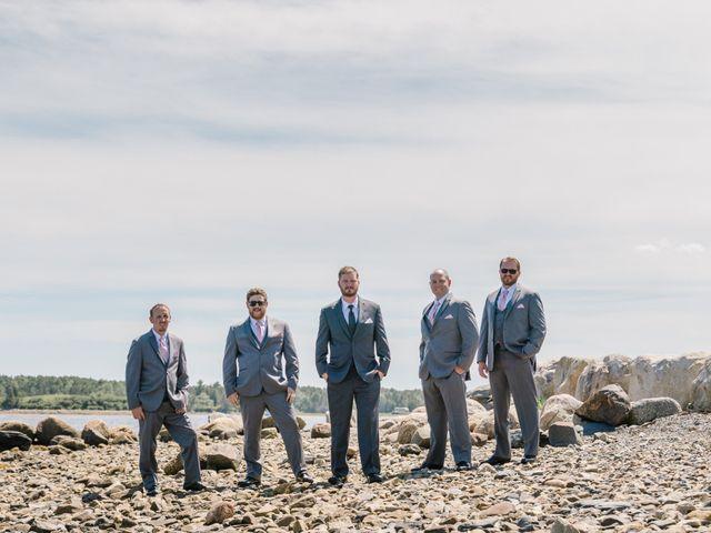Steven and Lyana's wedding in Western Shore, Nova Scotia 7