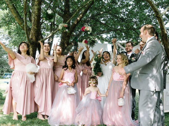 Steven and Lyana's wedding in Western Shore, Nova Scotia 10