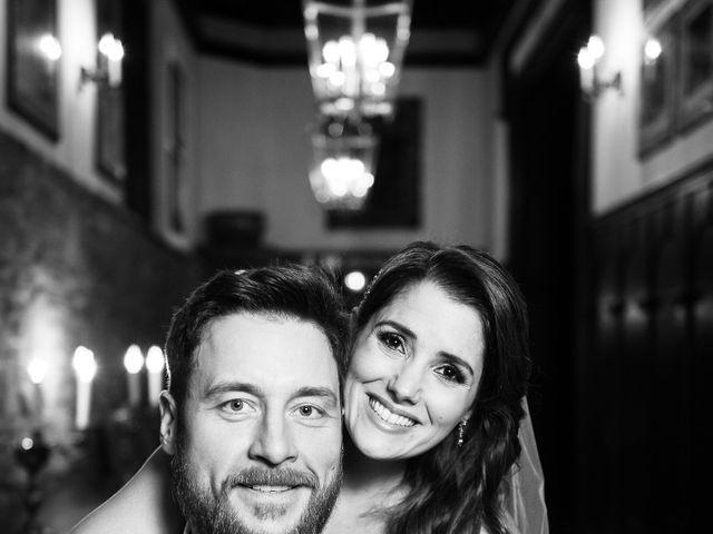 Ehrin and Kellie's wedding in Toronto, Ontario 3
