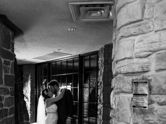 Ehrin and Kellie's wedding in Toronto, Ontario 4